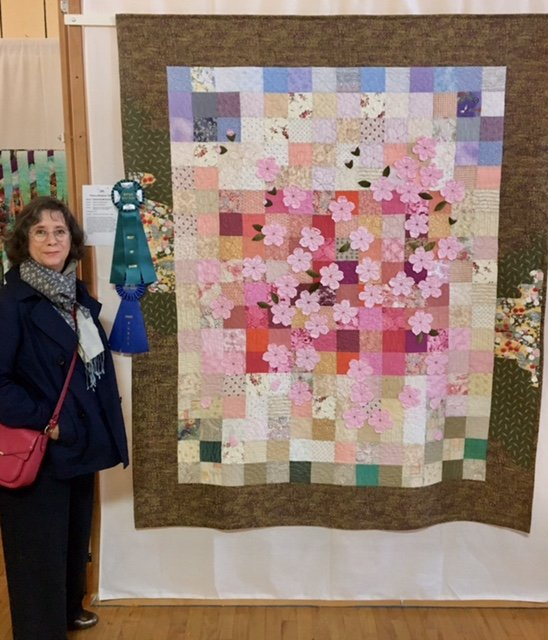 Catherine McGovern wins best of show