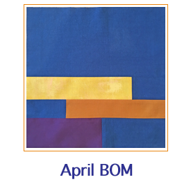 Block of the Month for April