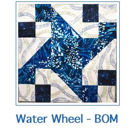 Water Wheel BOM
