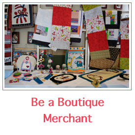 Boutique at the Quilt Show
