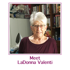 Meet LaDonna Valenti