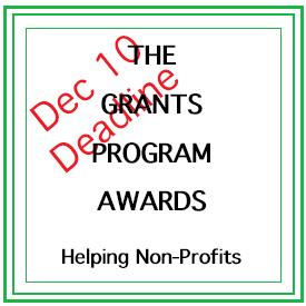 Grants to Non-Profits