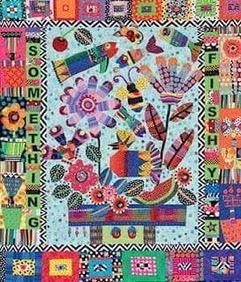 Quilt by Mary Lou Weidman