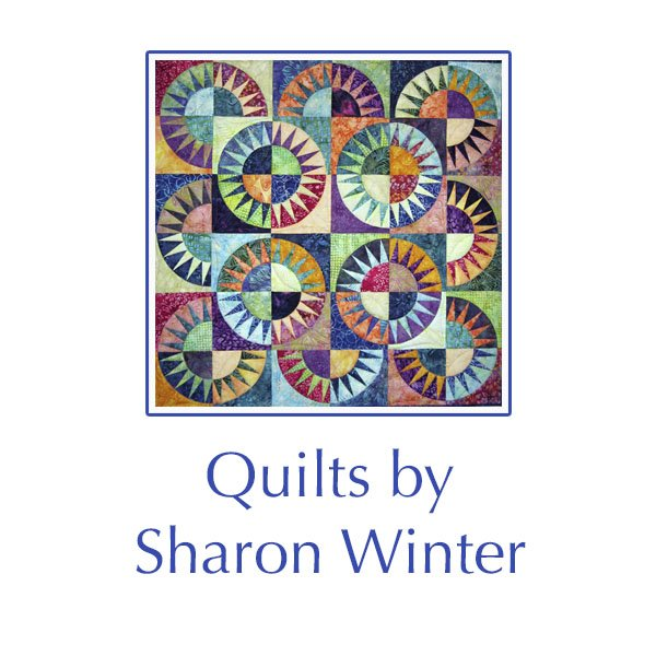 Quilt by Sharon Winter