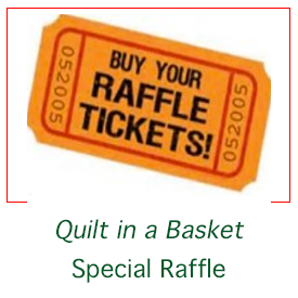 Special Raffles in March and June