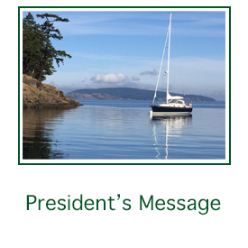 President's Message for March