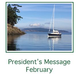 President's Message for February