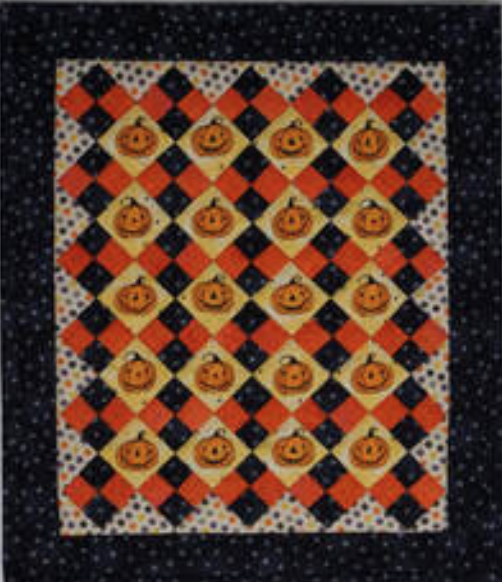 little pumpkins quilt