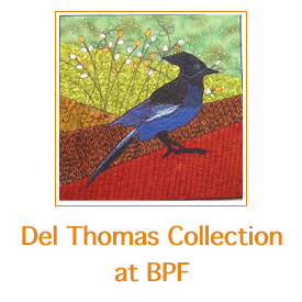 Bird Quilts from the collection of Del Thomas