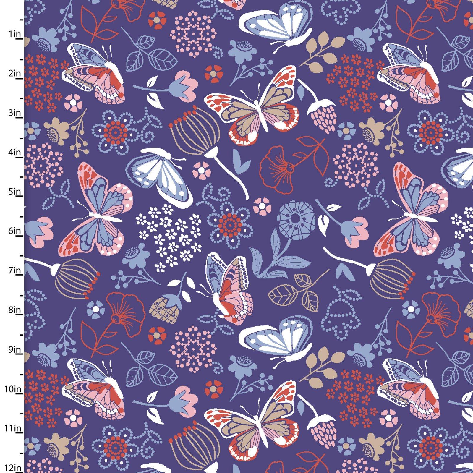 Larkspur Collection<br>10878-BLUE