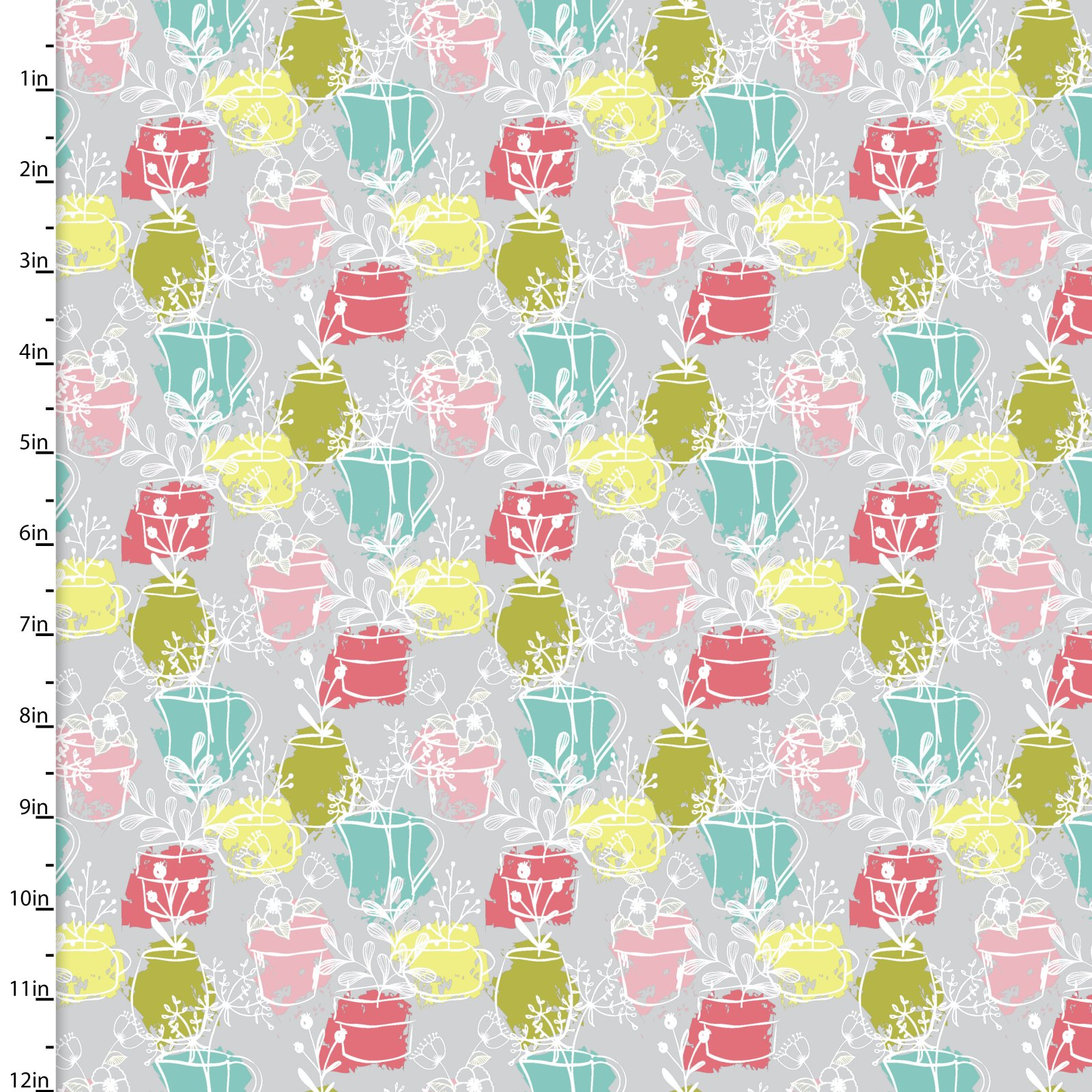 Nature Birds Collection<br>11660-GRAY