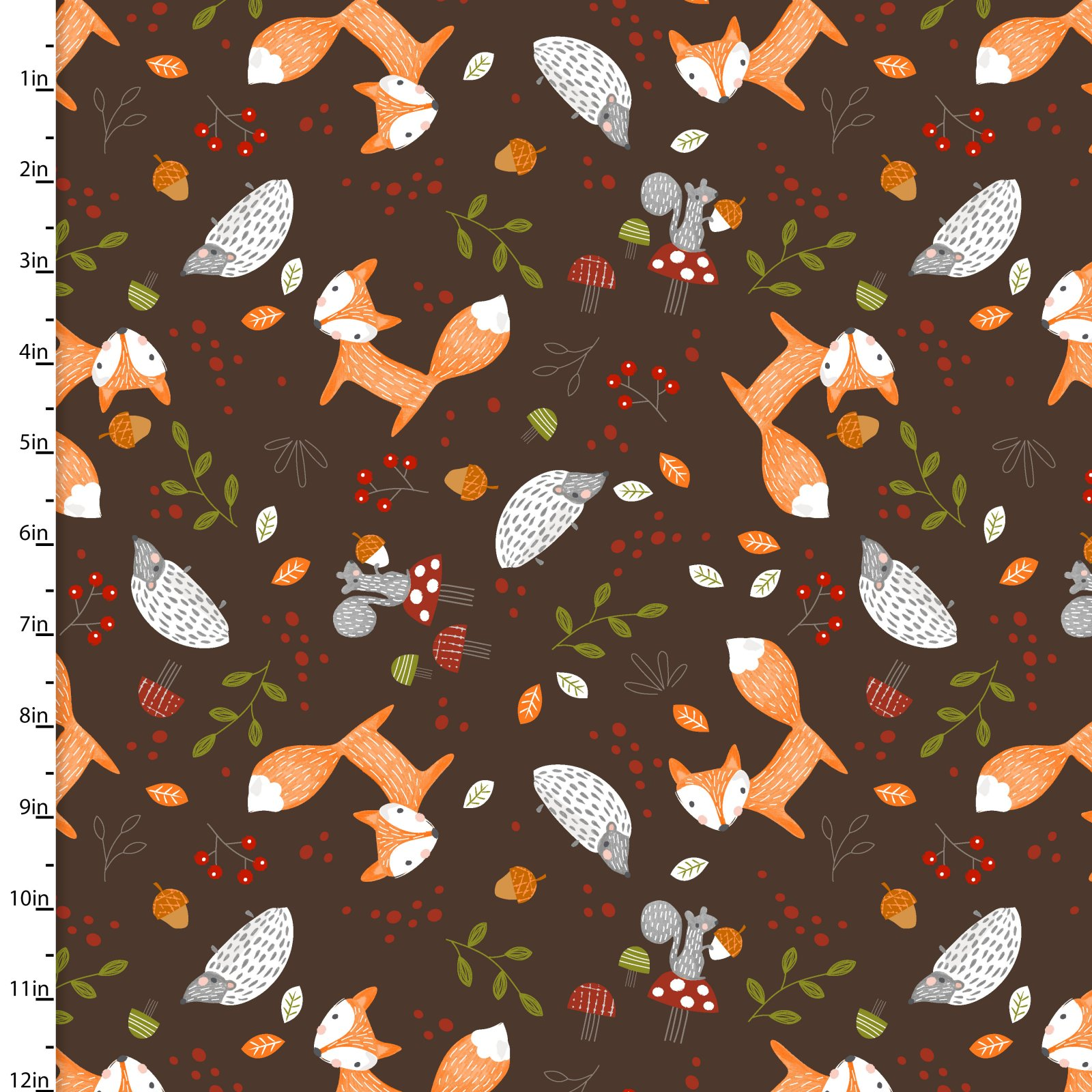 Forest Friends Collection<br>11732-BROWN