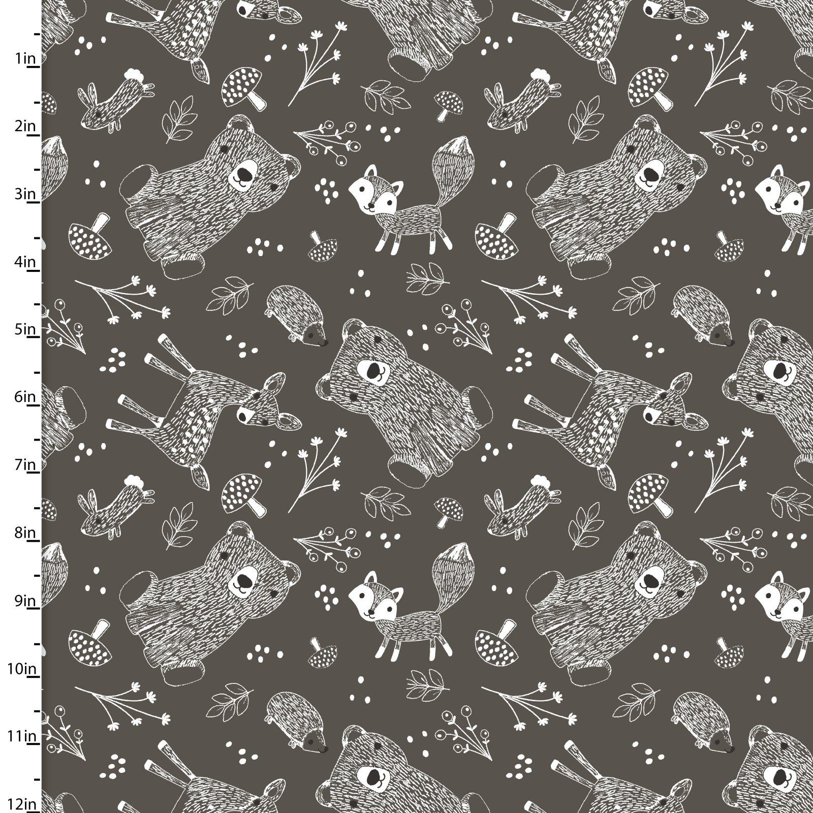 Little Ones Collection<br>12049-Charcoal