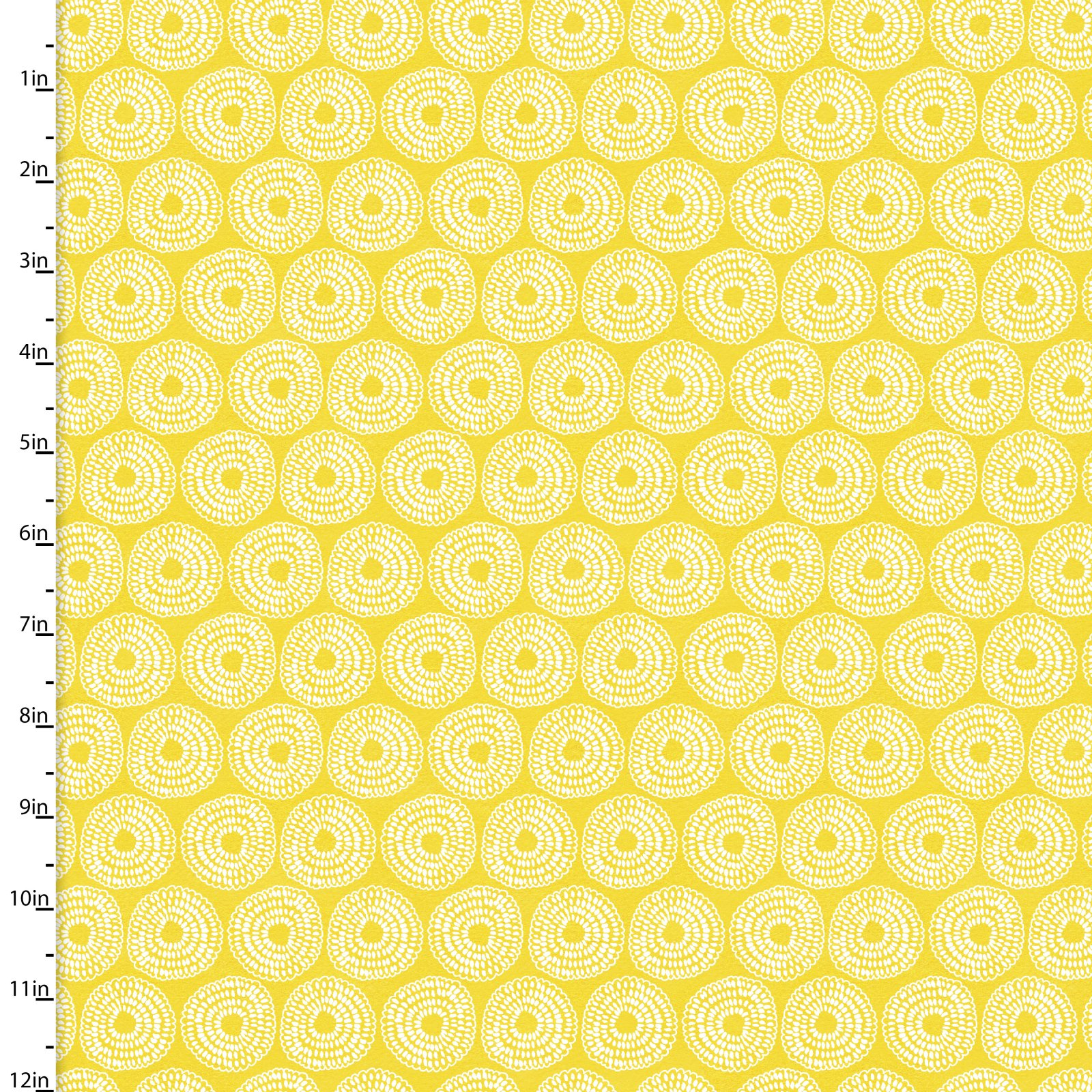 Happy Meadow Collection <br>12314-Yellow