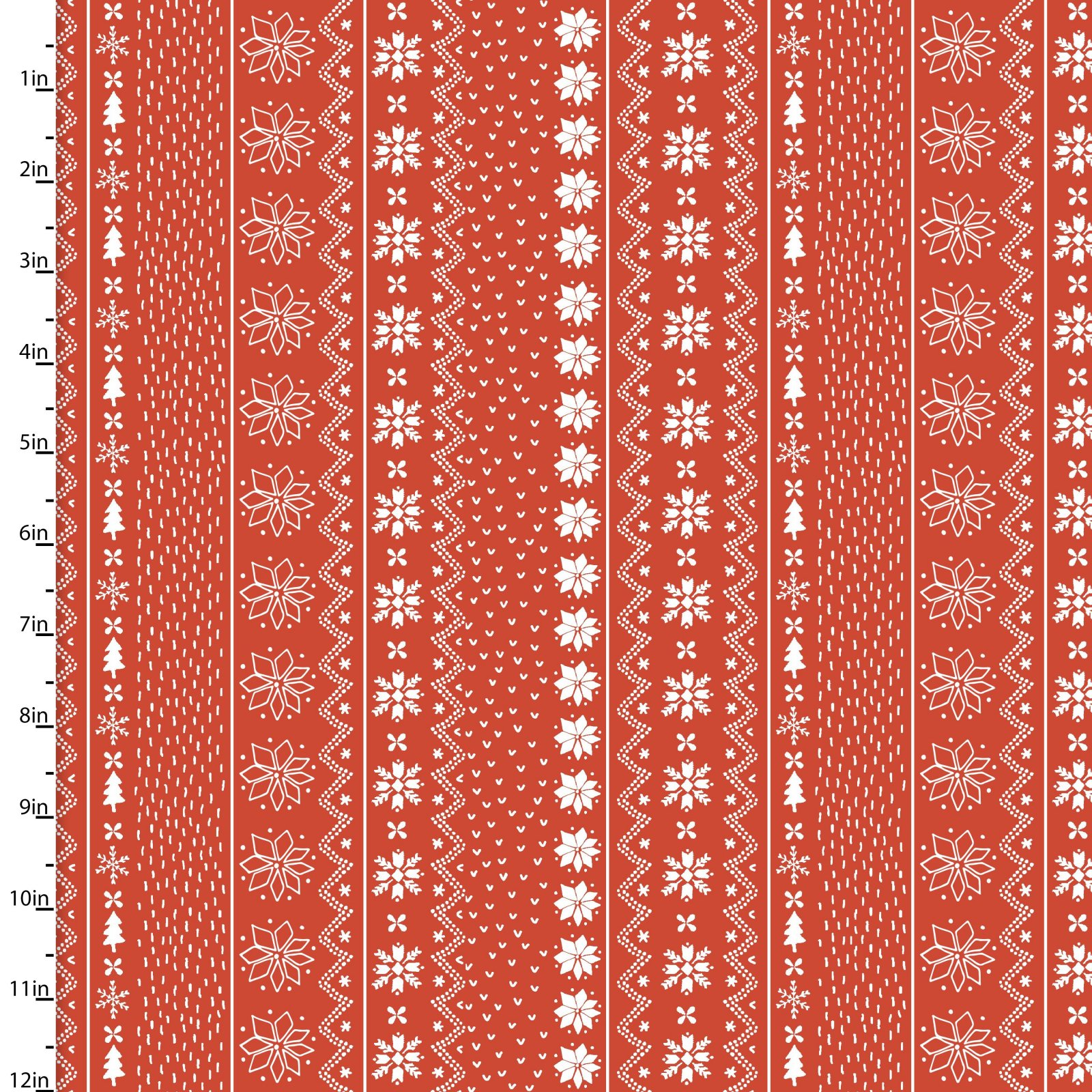 Happy Holidays by Flora Waycott<br>13840-Red