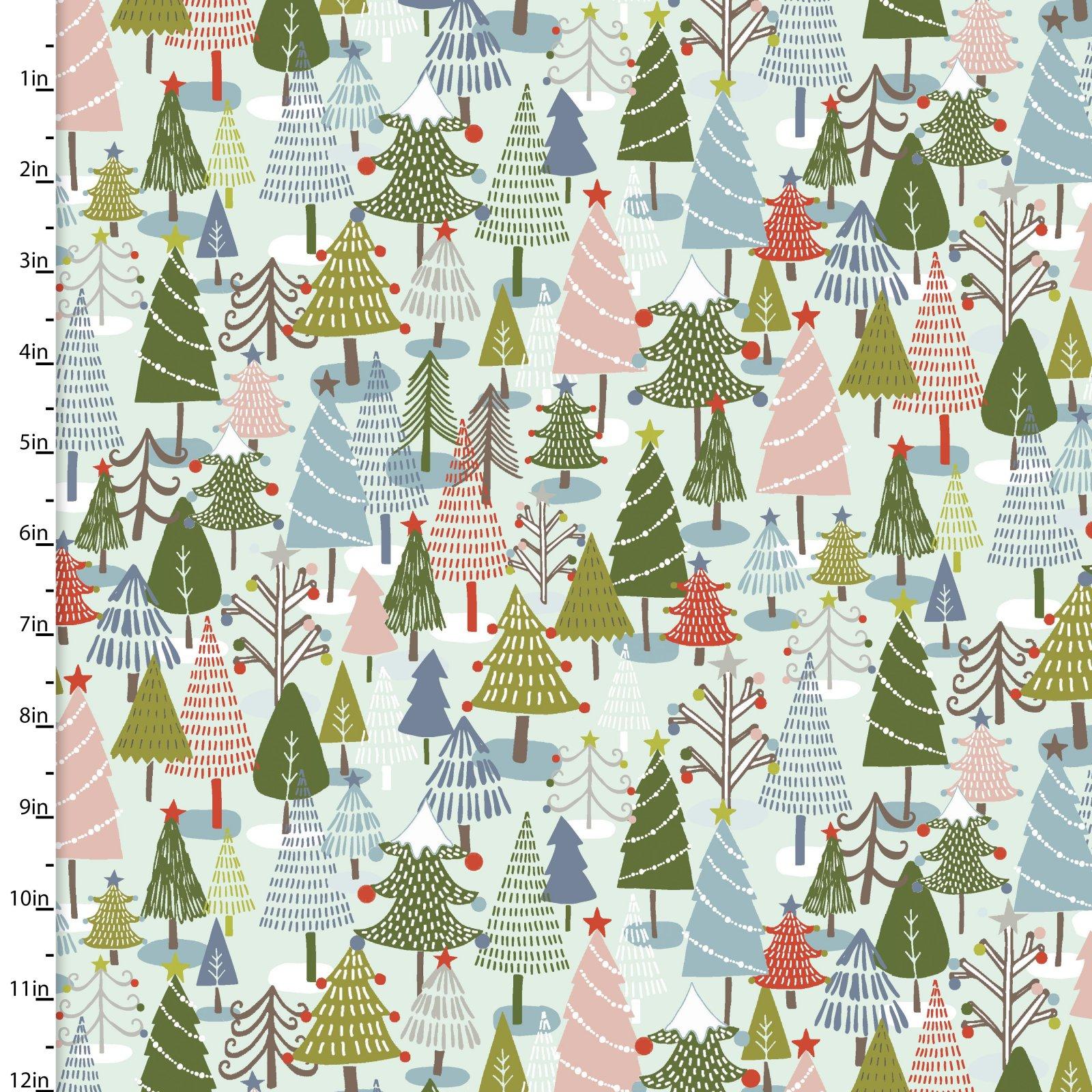Happy Holidays by Flora Waycott<br>13841-Multi