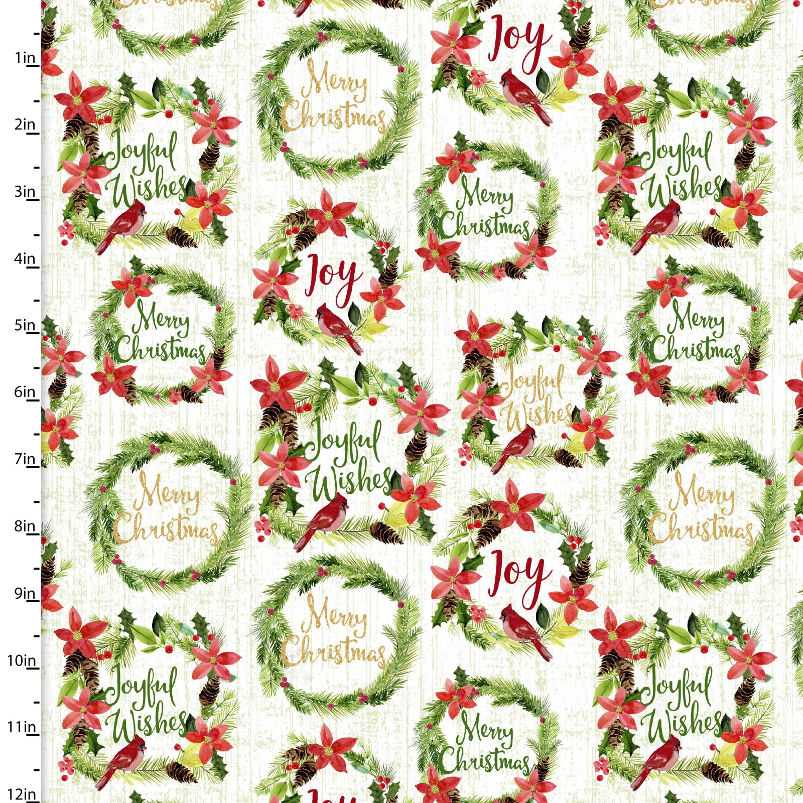 Holiday Joy by Stephanie Ryan<br>13848-White