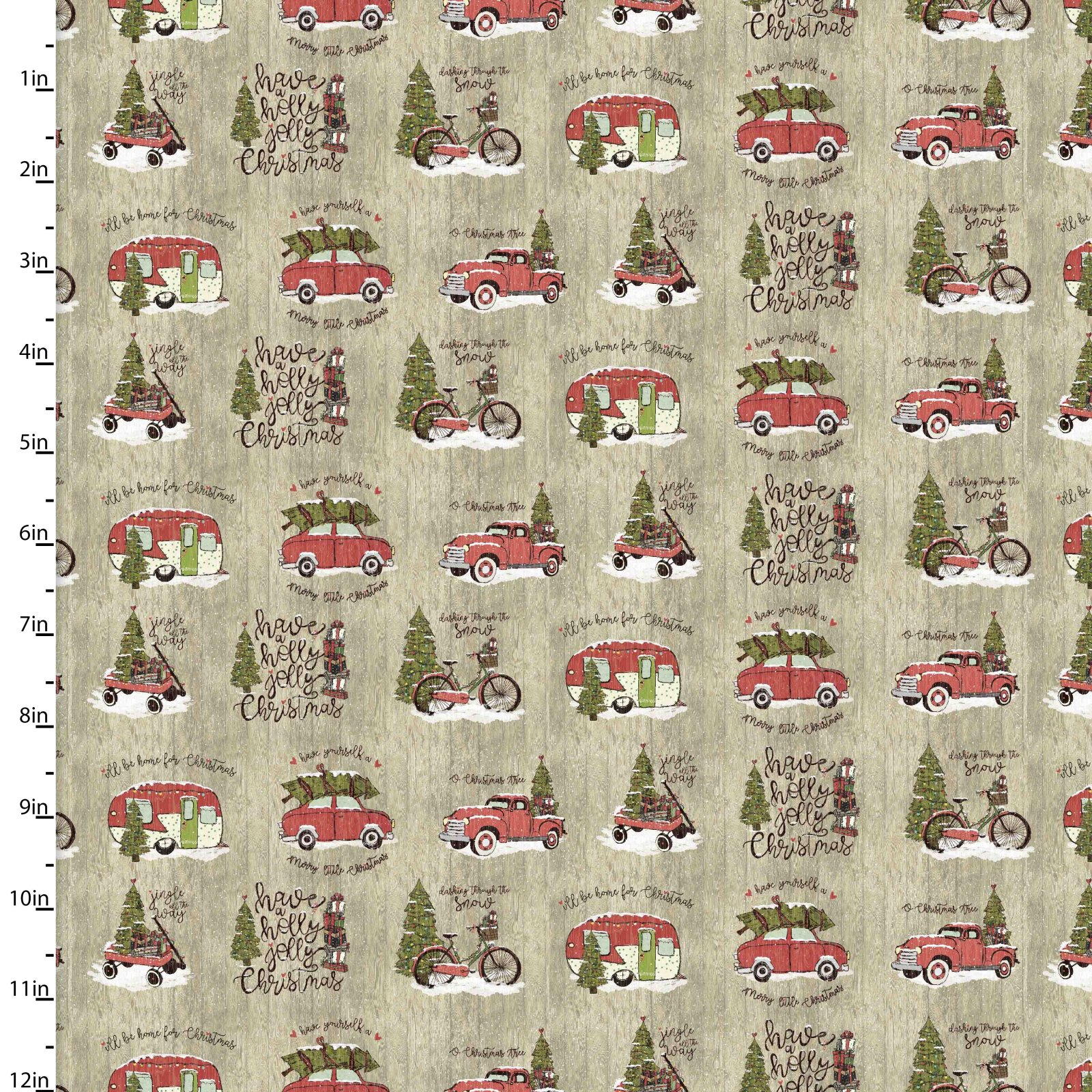 Holly Jolly by Amylee Weeks<br>13855-Tan