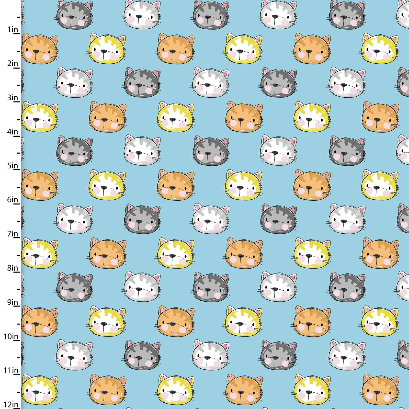 Purrfect Pals Collection<br>13867-Blue
