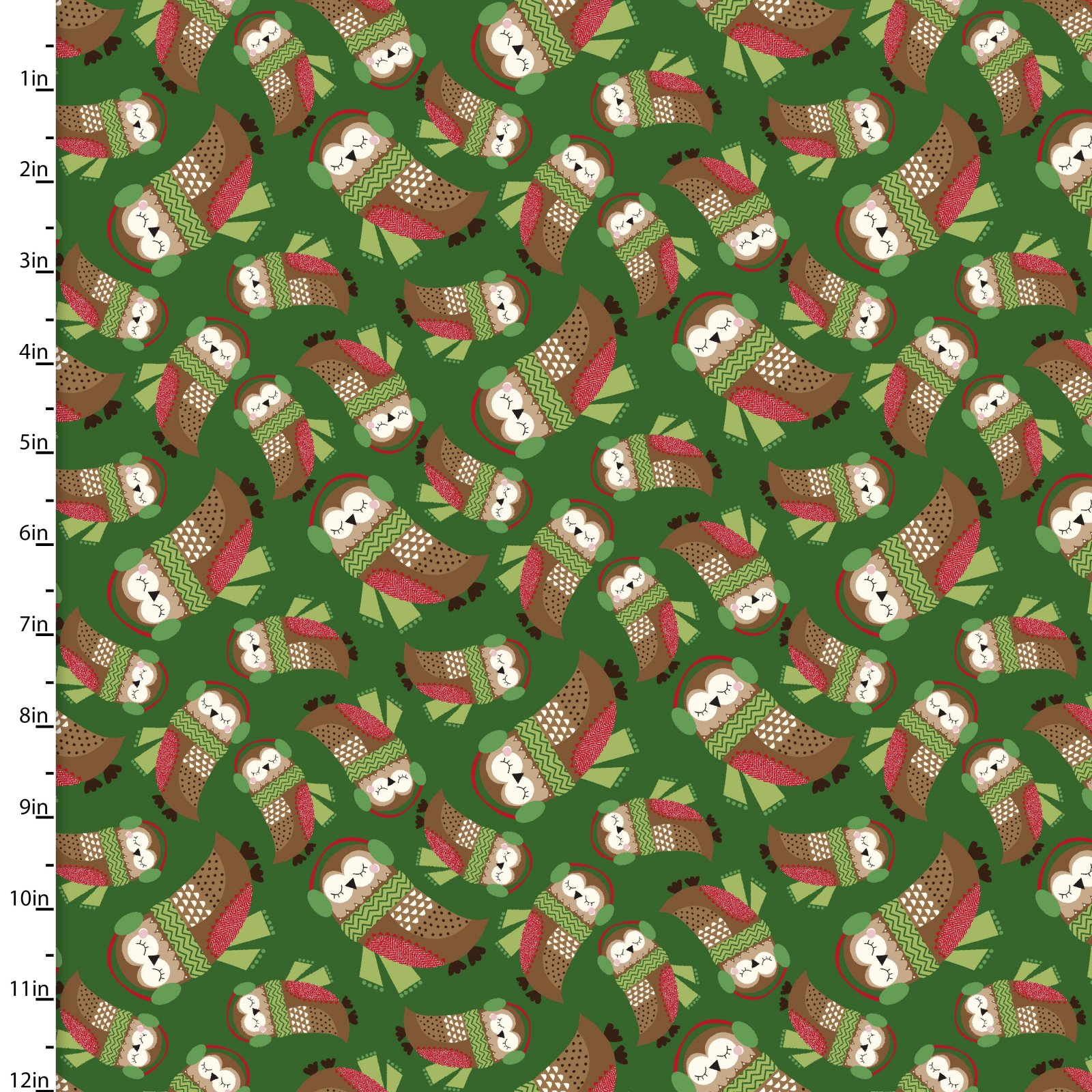 Merry Forest<br>13905-GREEN