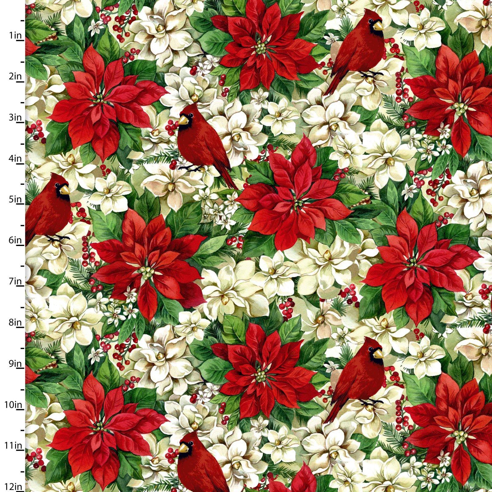 Christmas Garden<br>13913-Multi
