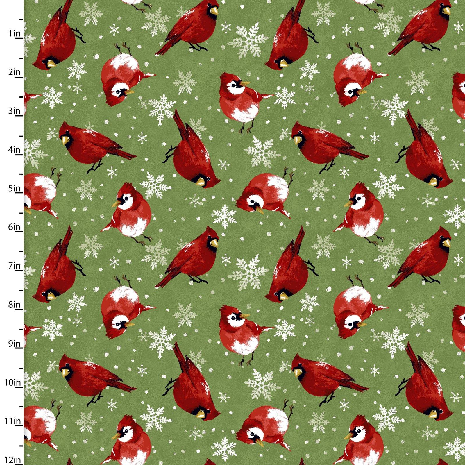 Christmas Garden<br>13917-Green