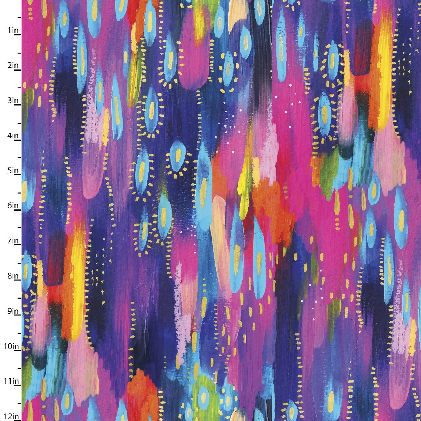 Artsy Brights Collection<br>14854-PURPLE
