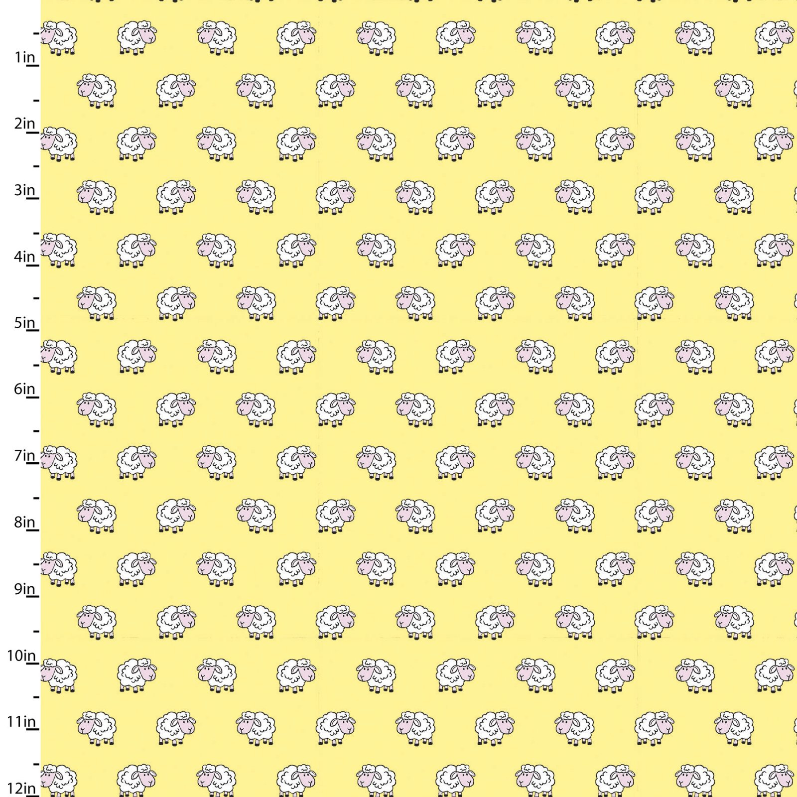 Playful Cuties 4 Collection<br>14981-YELLOW