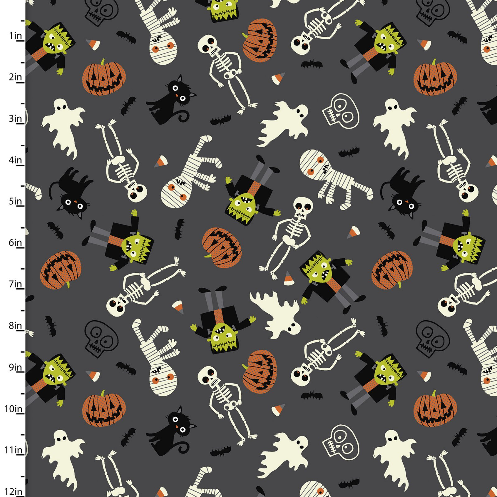 Halloween Party Collection<br>15114-GRAY