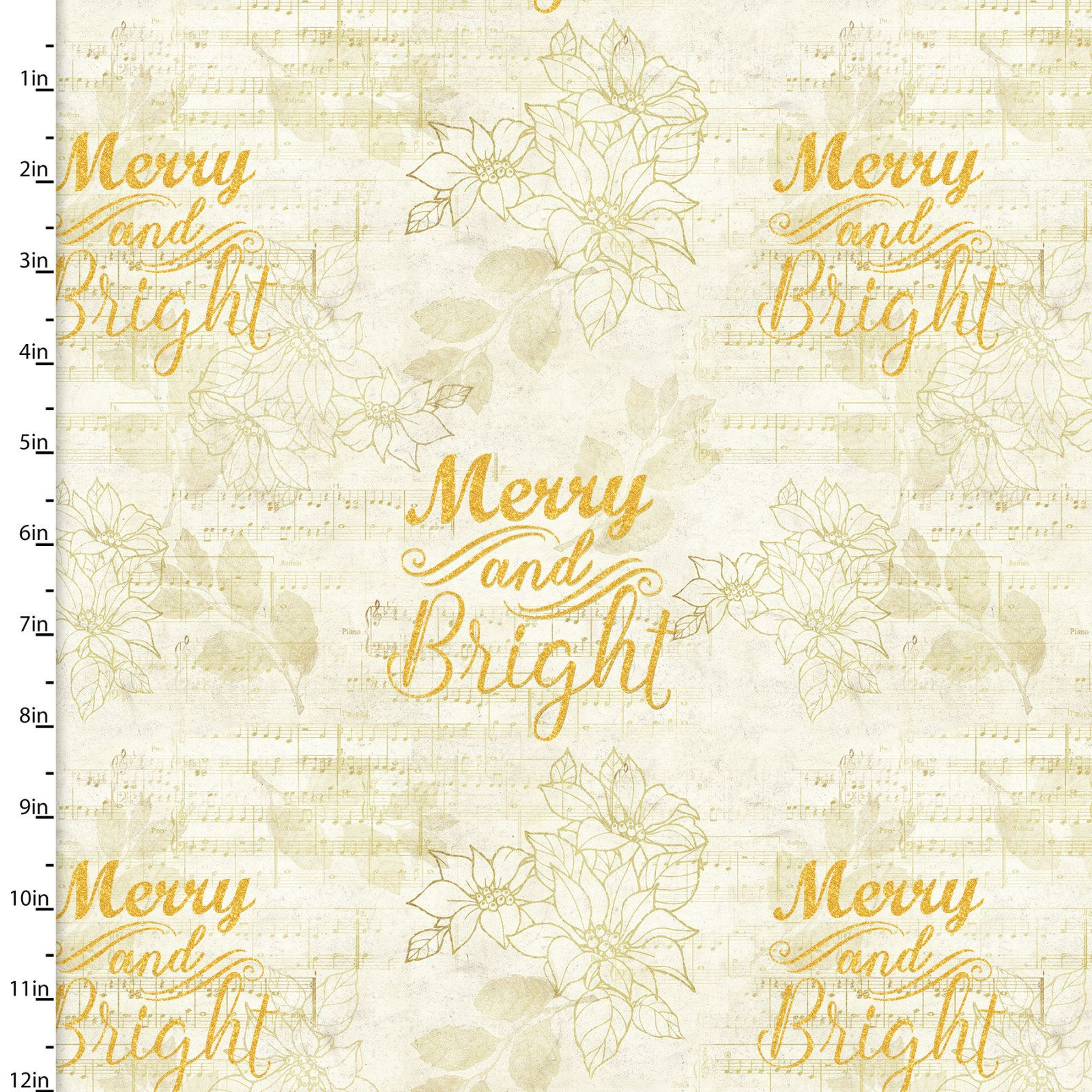 Merry & Bright Collection<br>15129-CREAM