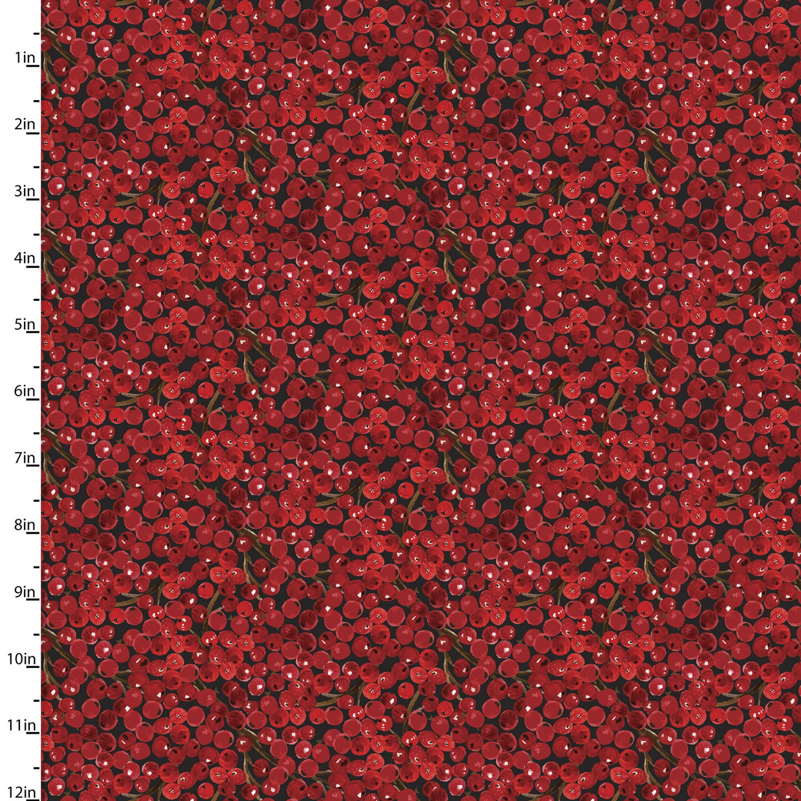 Christmas Floral Collection by Sharon Lee<br>15132-RED