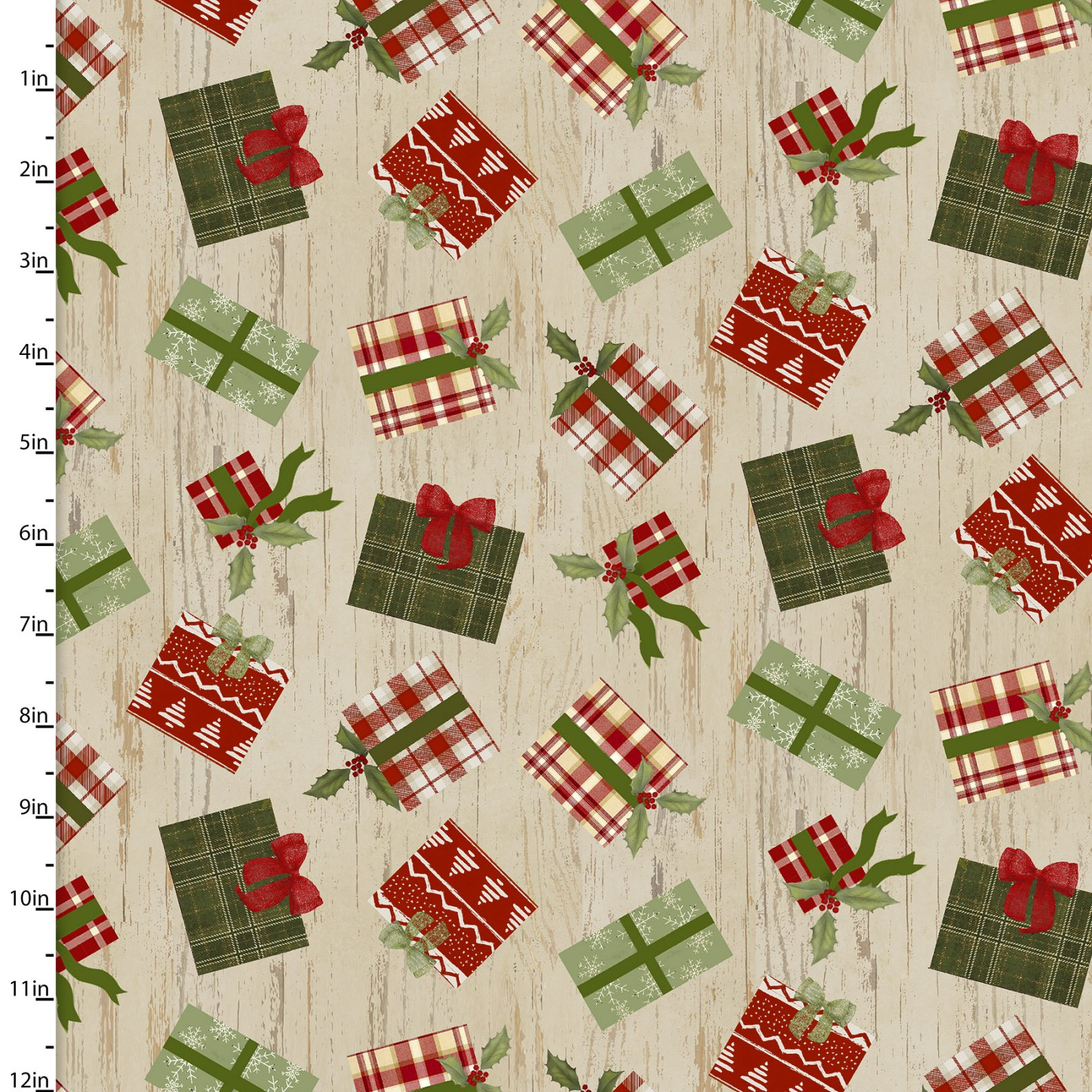 Christmas Campers Collection by Beth Albert<br>15137-TAN