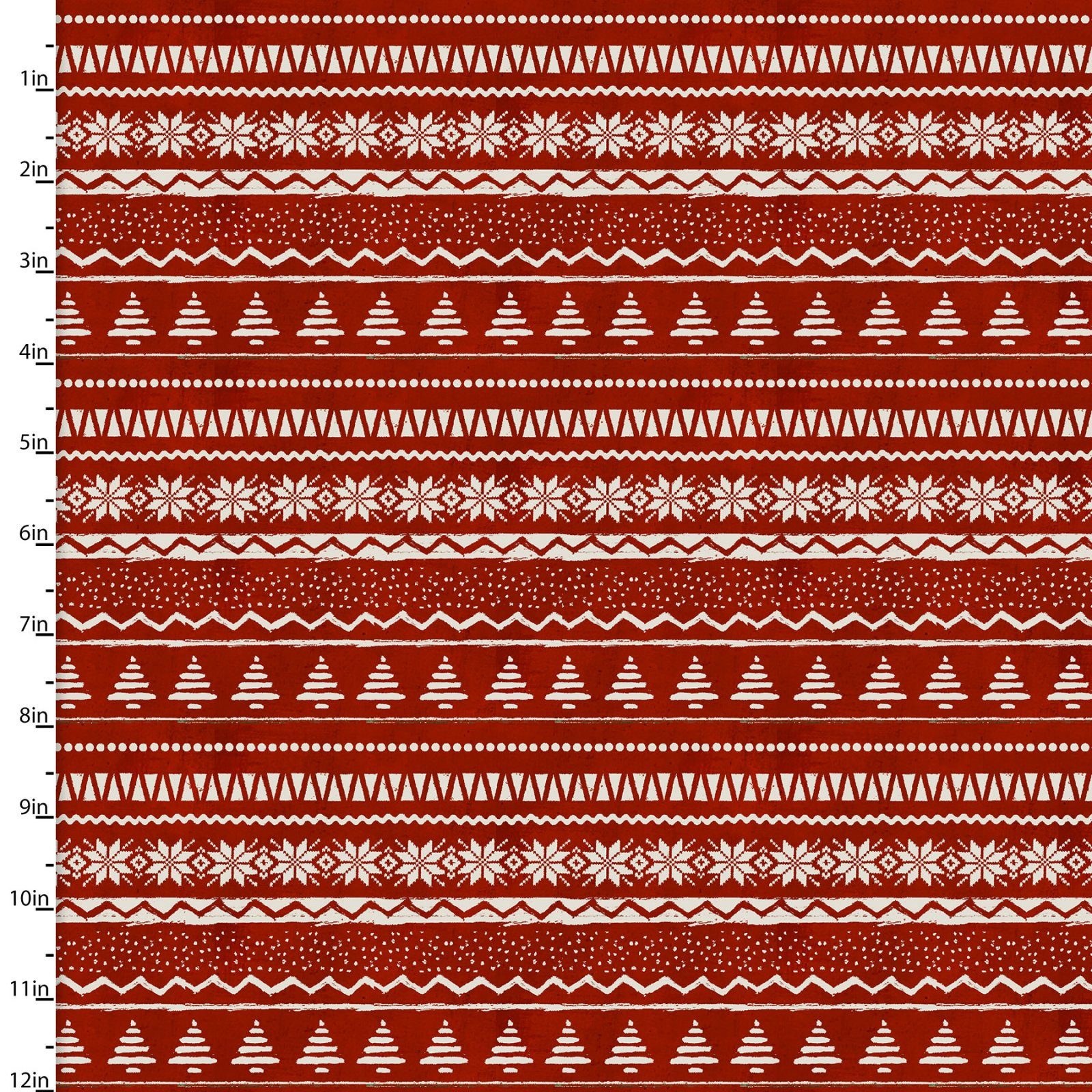 Christmas Campers Collection by Beth Albert<br>15138-RED