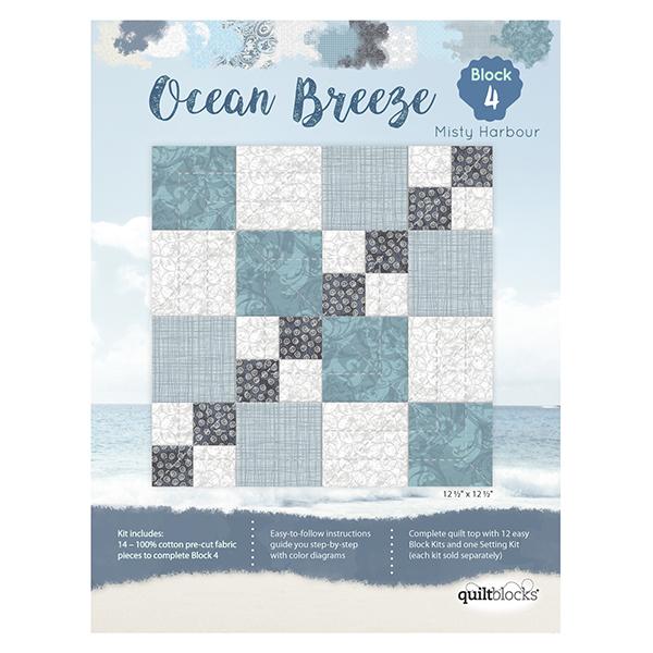 Ocean Breeze<br> Block 4 - Misty Harbour