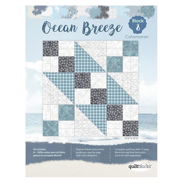 Ocean Breeze<br> Block 8 - Catamaran