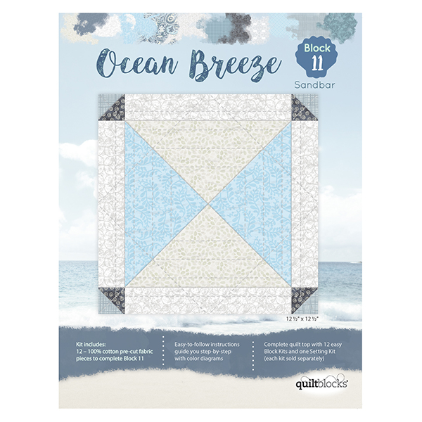 Ocean Breeze<br> Block 11 - Sandbar