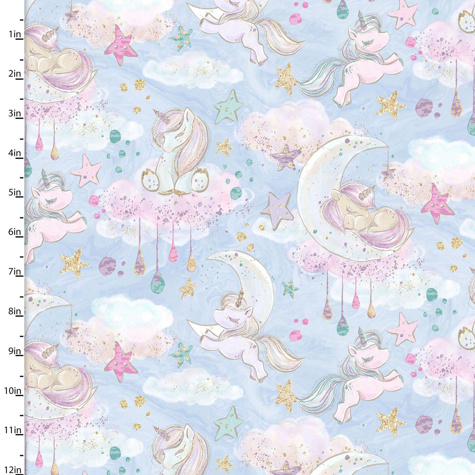 Unicorn Sparkle Collection<br>15850-BLU-CTN-D