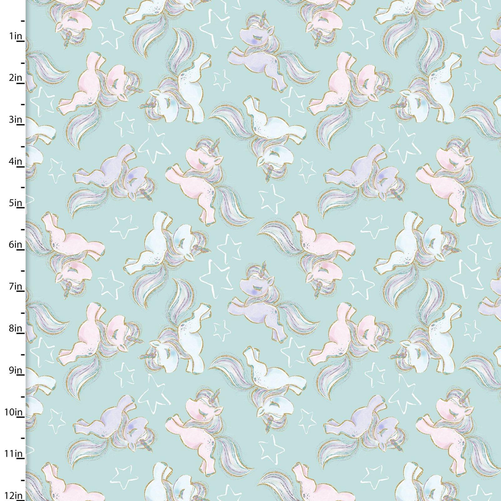 Unicorn Sparkle Collection<br>15851-TRQ-CTN-D