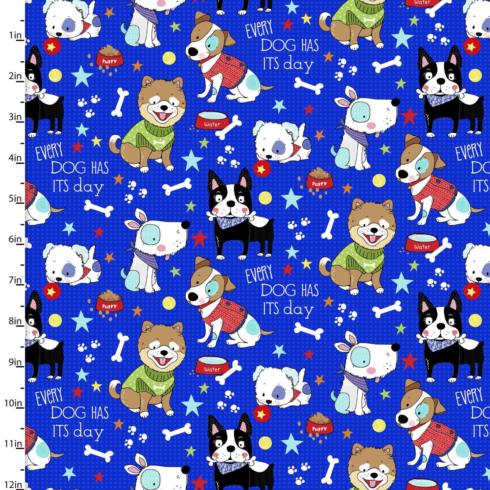 Dog Days Collection<br>16013-ROY-CTN-D