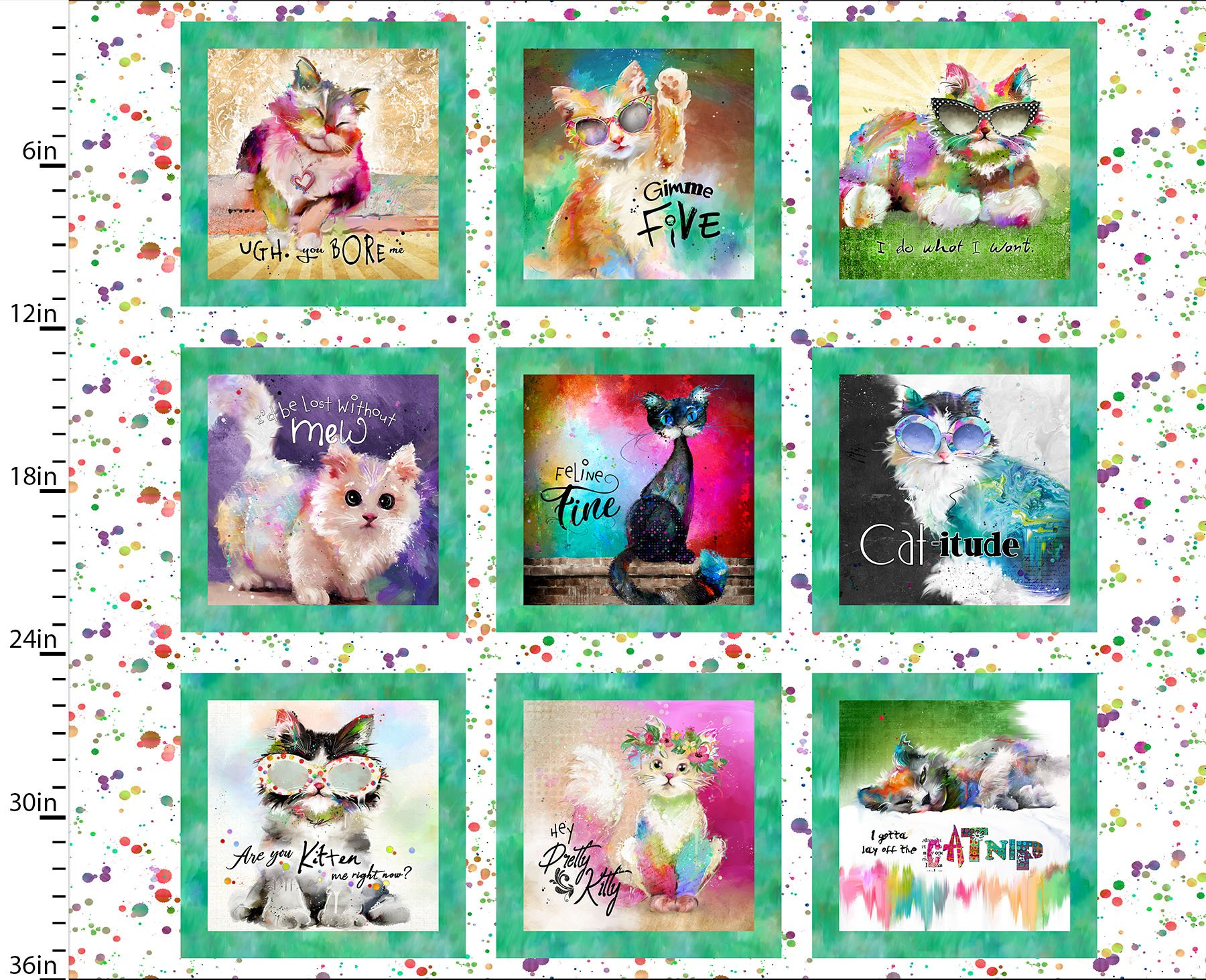 Good Kitty Collection<br>16541-WHT-CTN-D