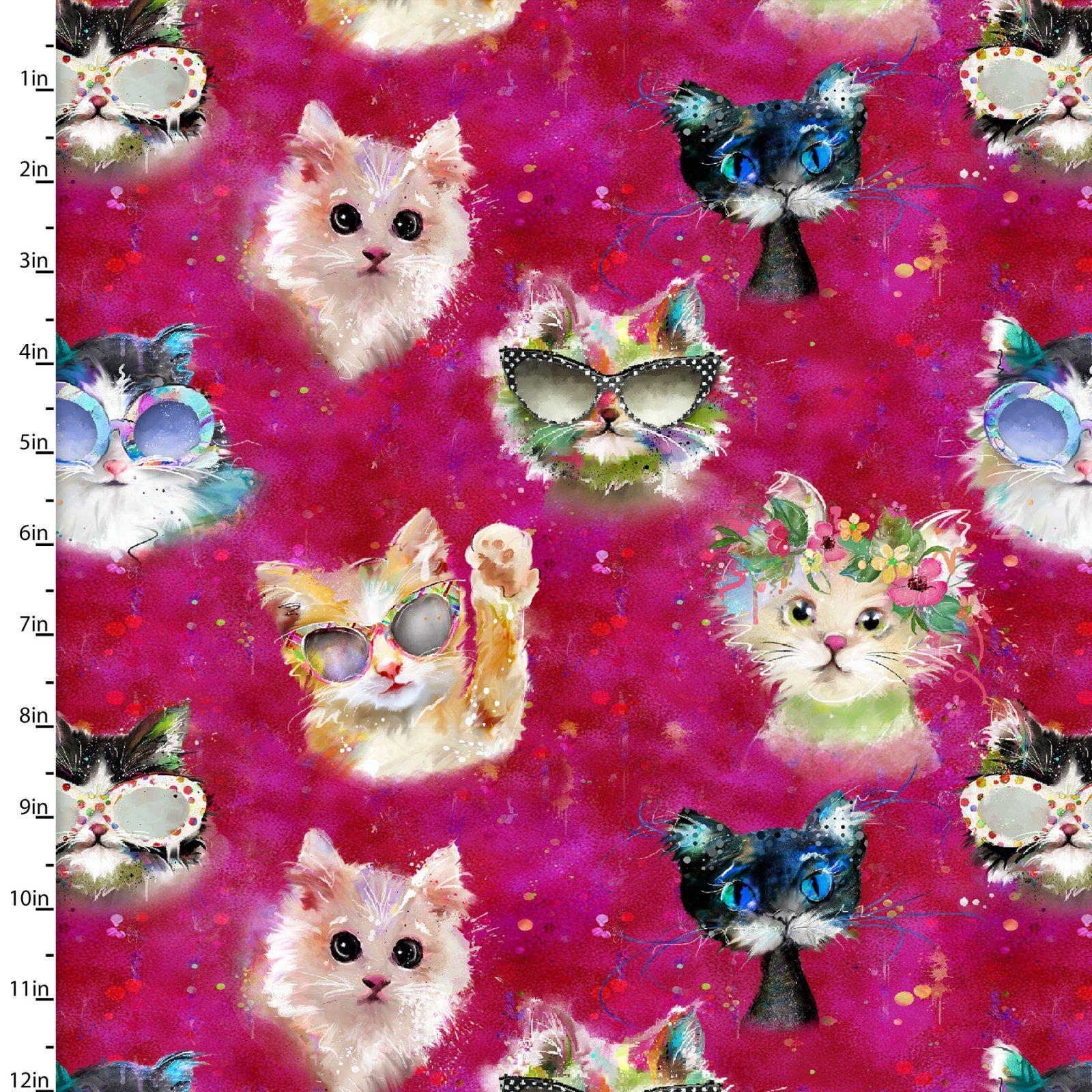 Good Kitty Collection<br>16543-PNK-CTN-D