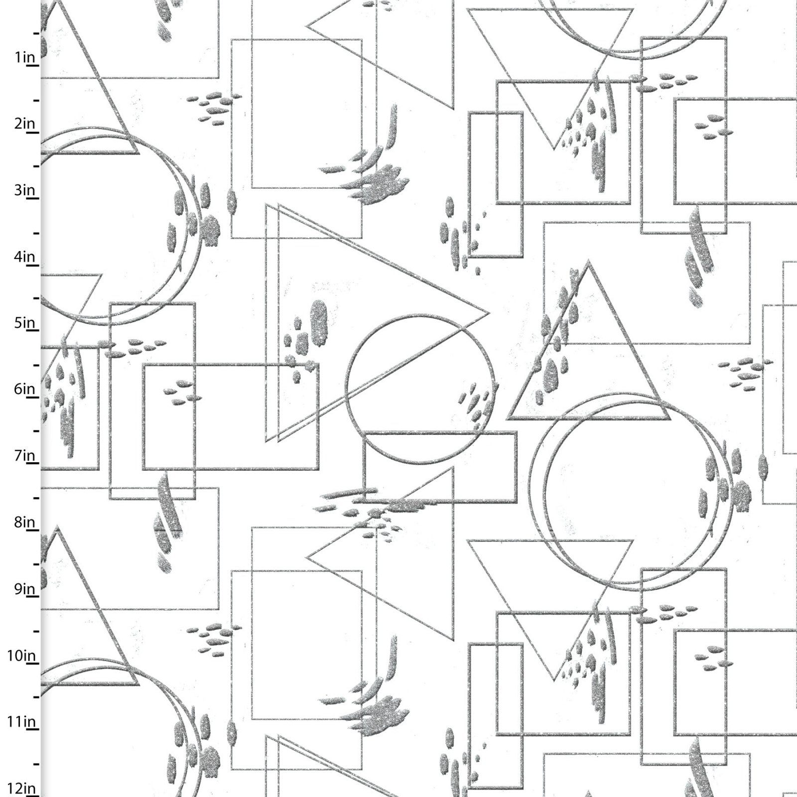 Metallic Fusion Collection<br>16551-SLV-CTN-D