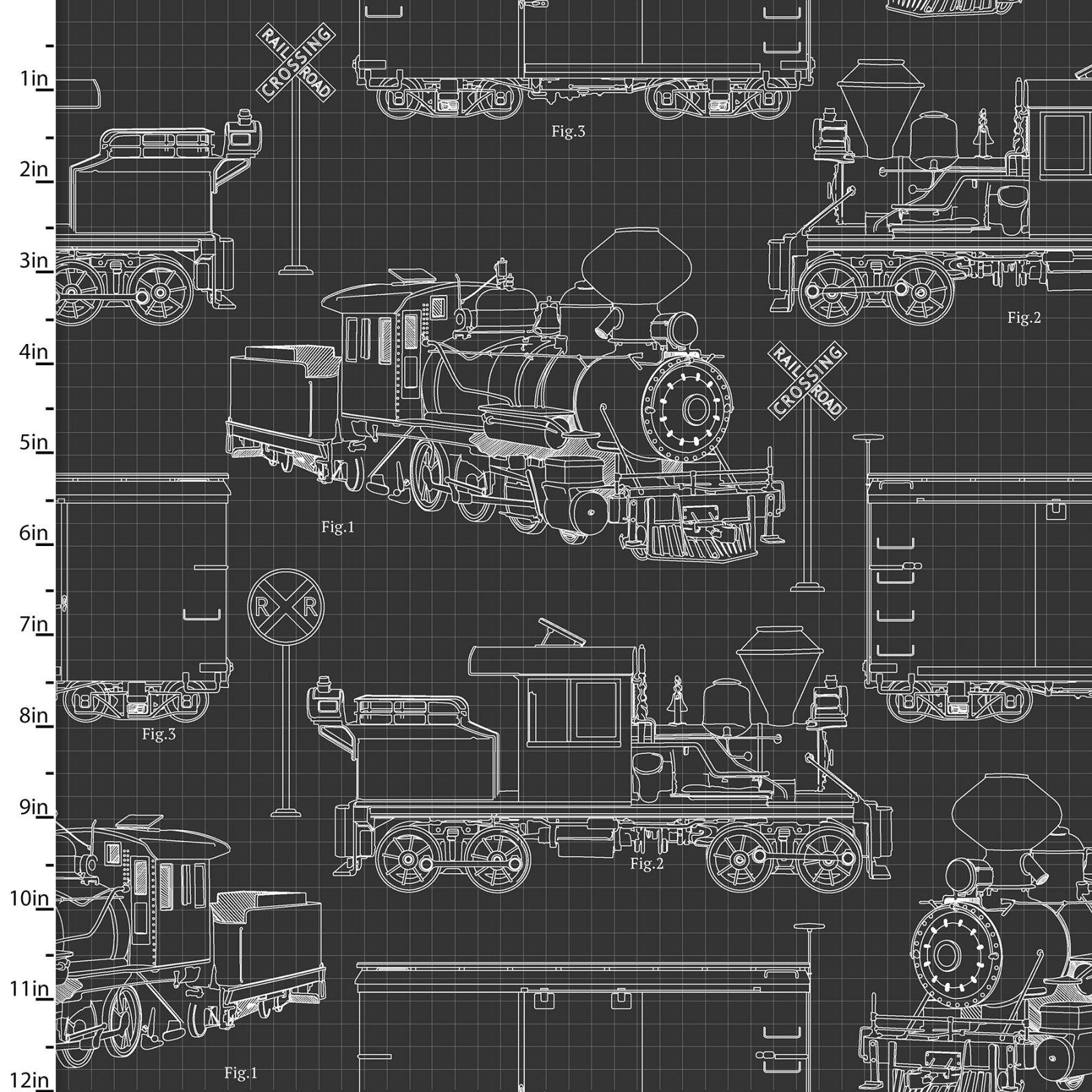Autumn Steam Collection<br>16588-CHC-CTN-D