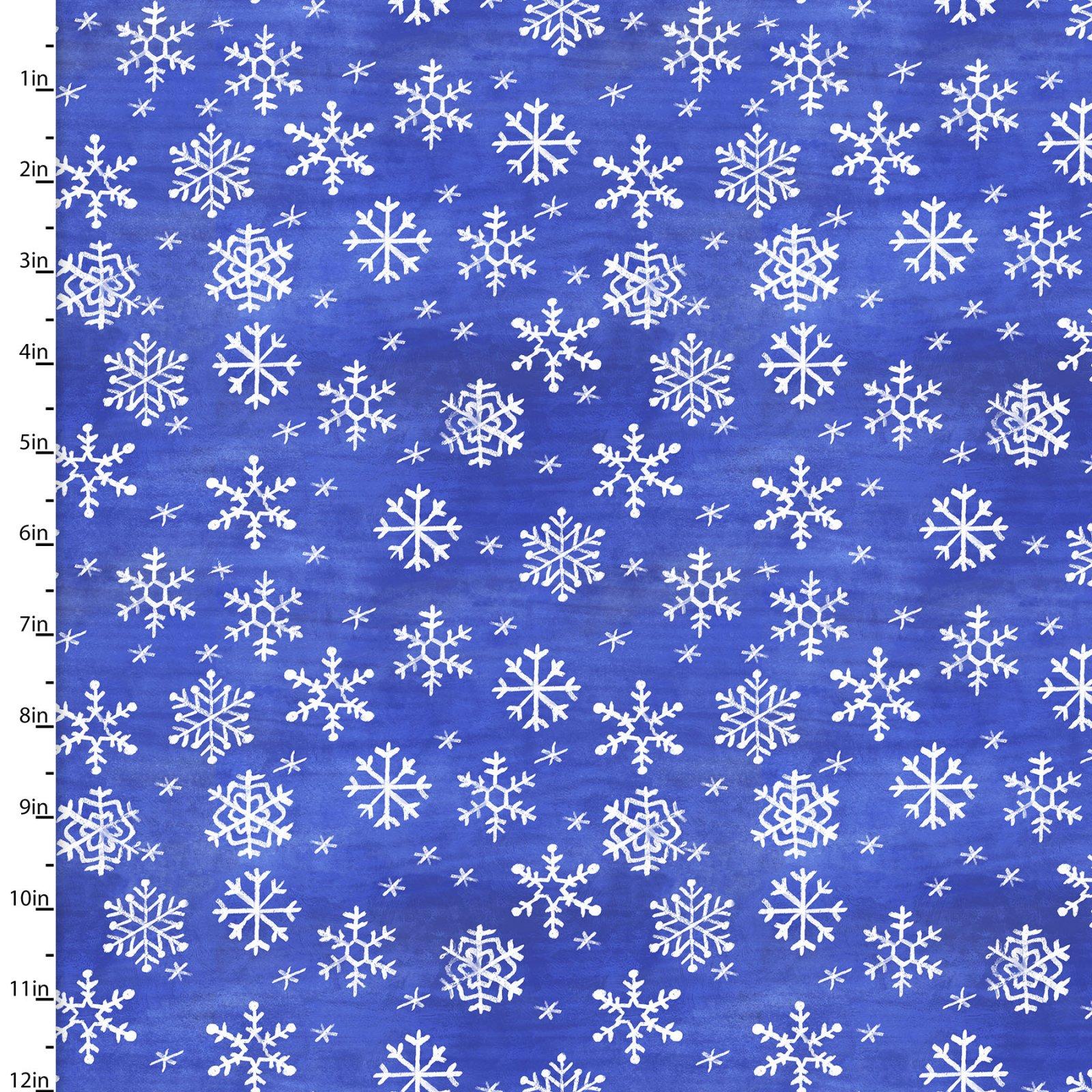 Snow Friends Collection <br>16620-BLU-CTN-D