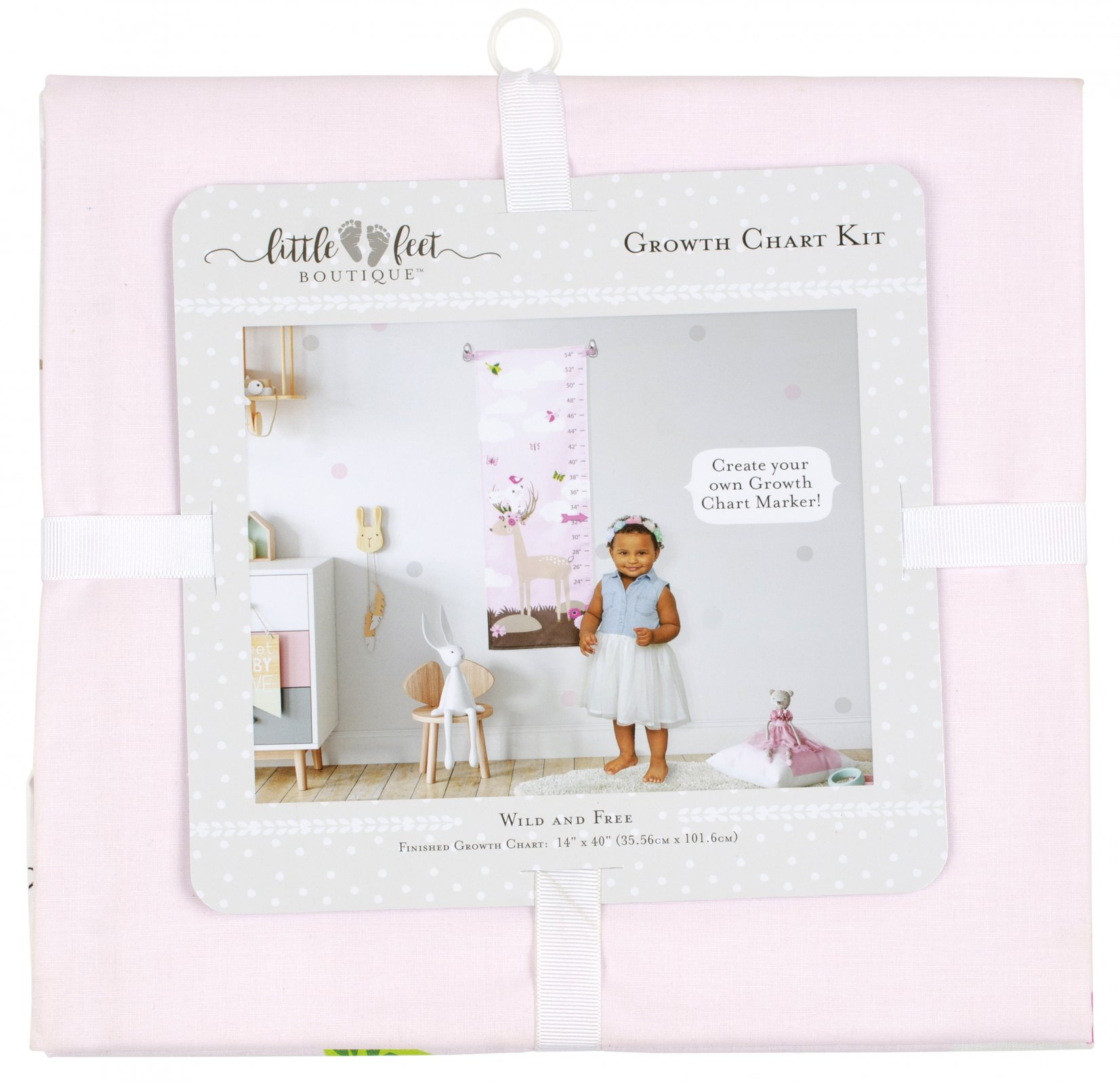 LFB Wild & Free<br>Growth Chart Kit