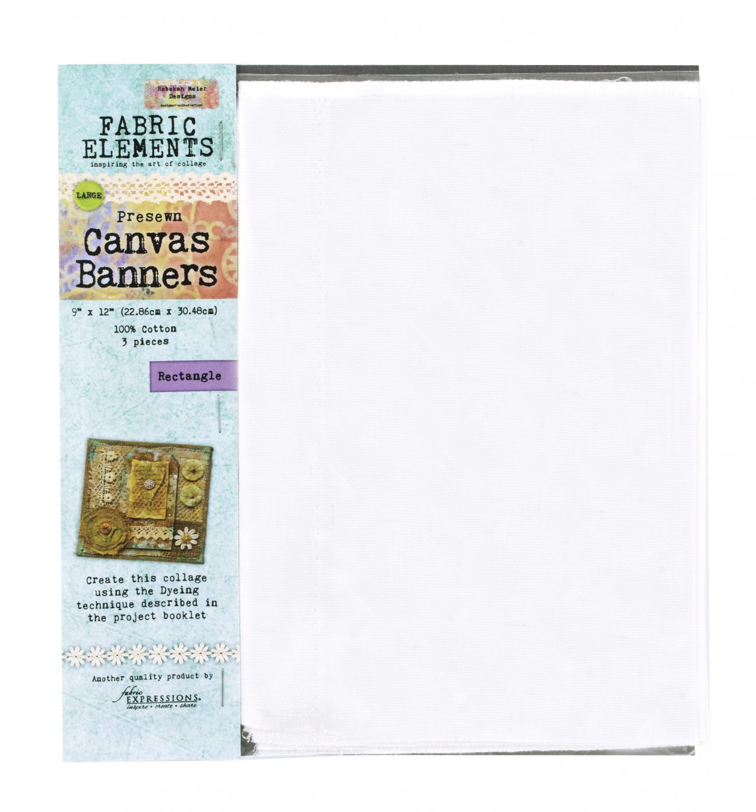 Fabric Elements Canvas Banners
