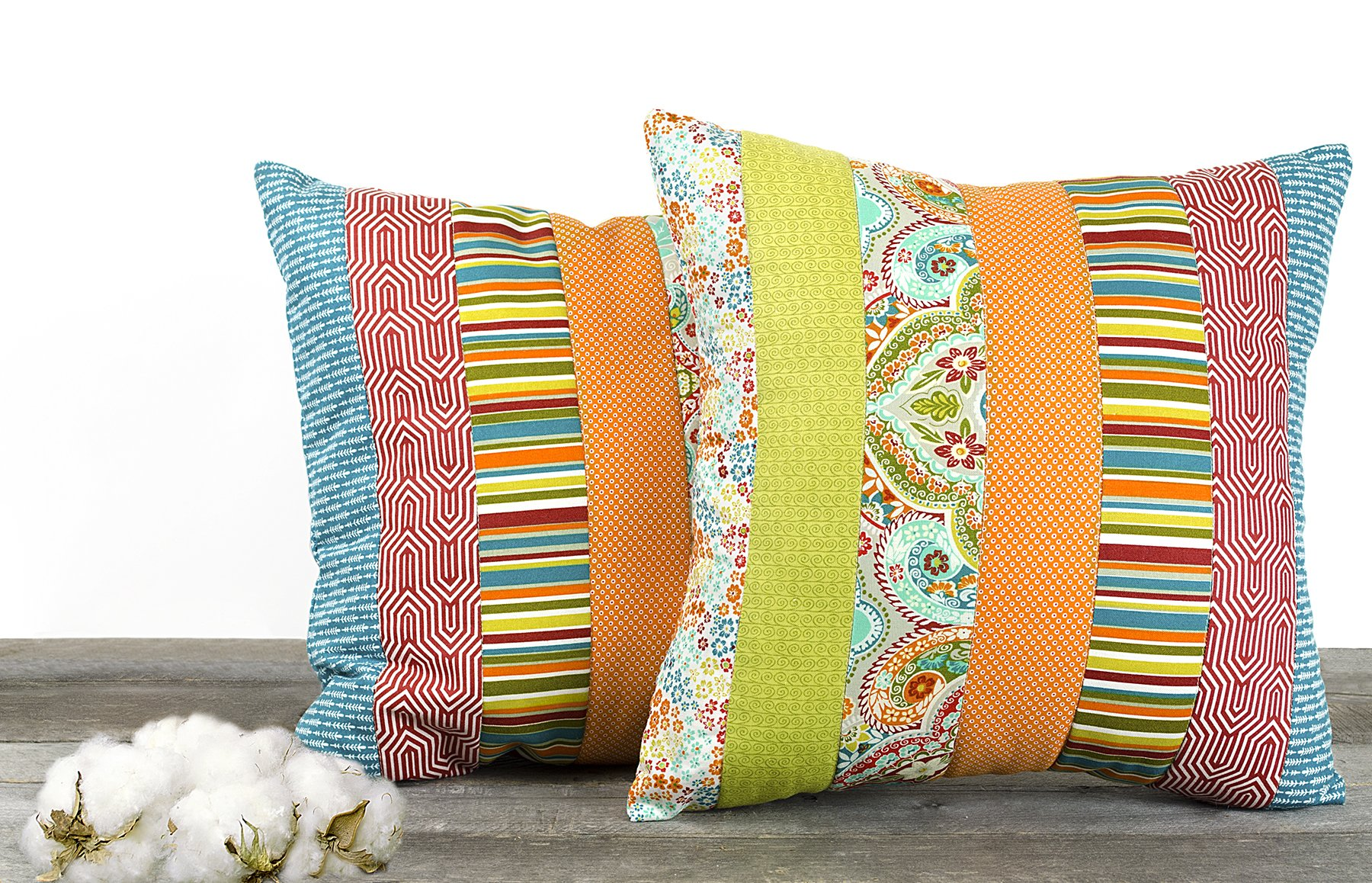 Strips Pillow