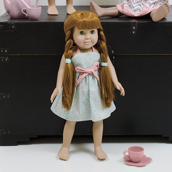 Abby Halter Doll Dress