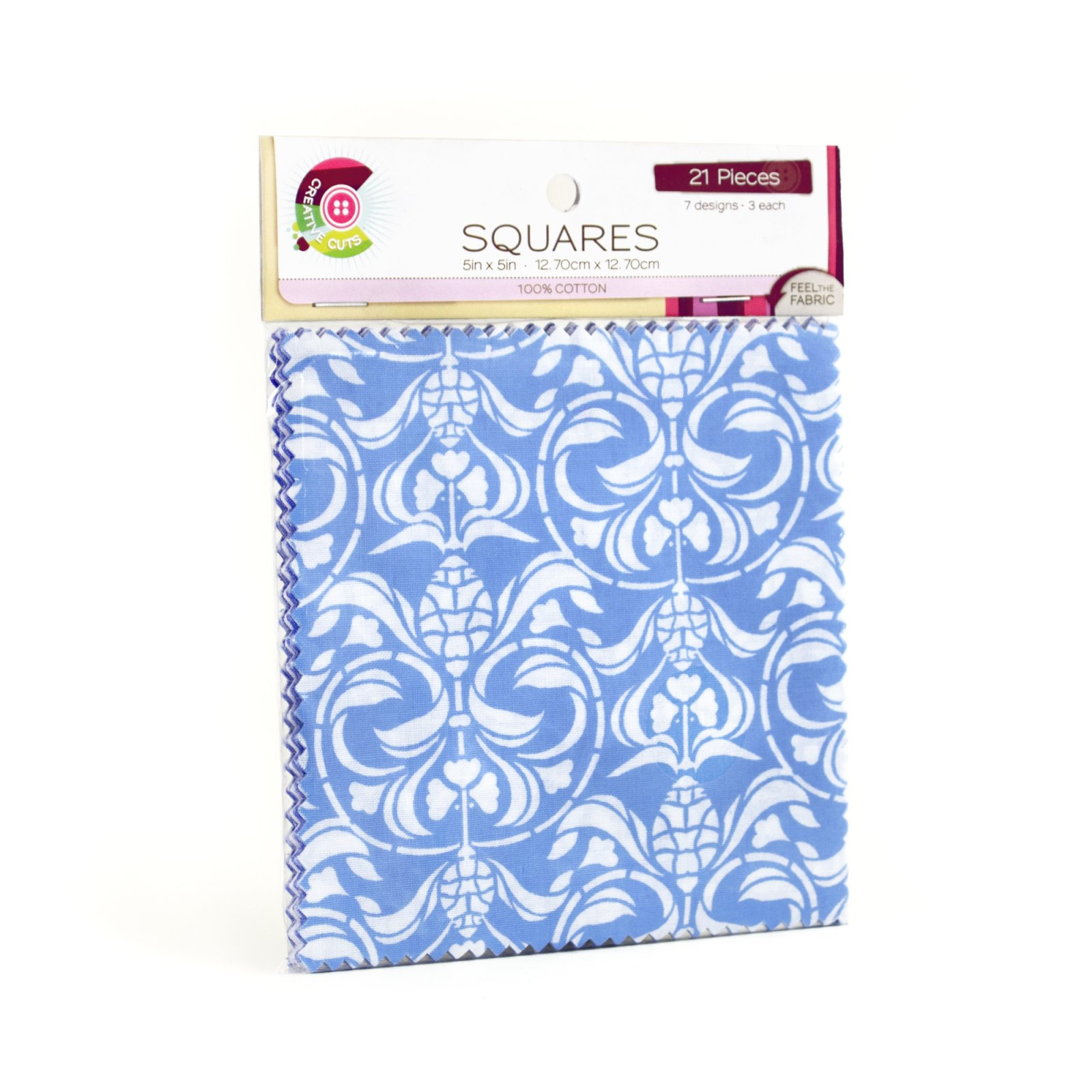 Creative Cuts 21pc Squares Pack<br>Farrington Collection<br>MD-WM-SQ-FGN
