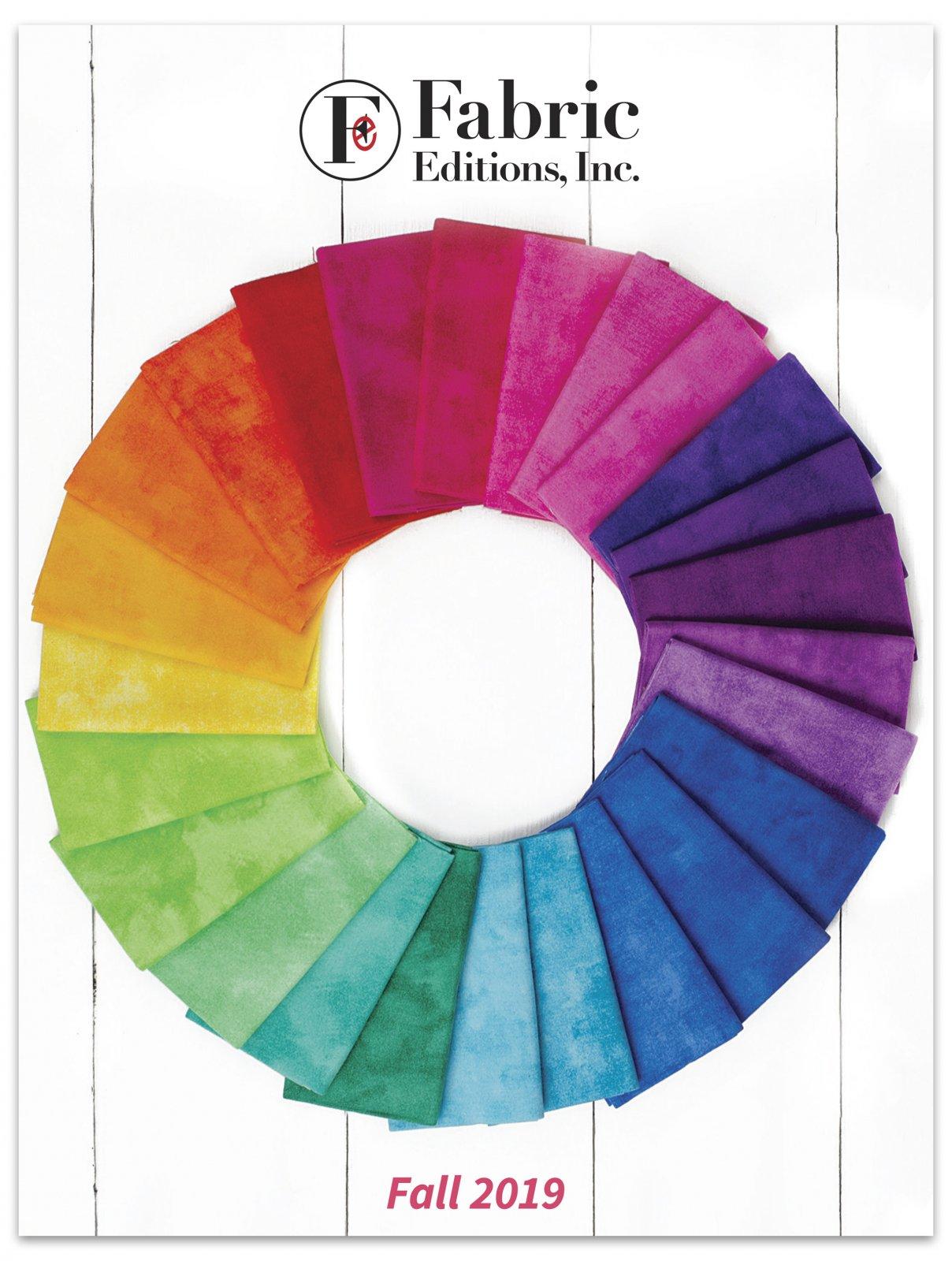 Fabric Editions Fall 2019 Fabric Catalog